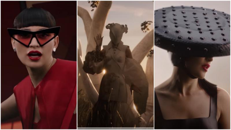(video) Apariție mistică a Irinei Rimes în clipul piesei Навсегда: Artista, între frumoasa și bestia