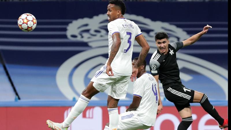 Victoria care va șoca Europa: Sheriff Tiraspol a învins cu 2-1 Real Madrid