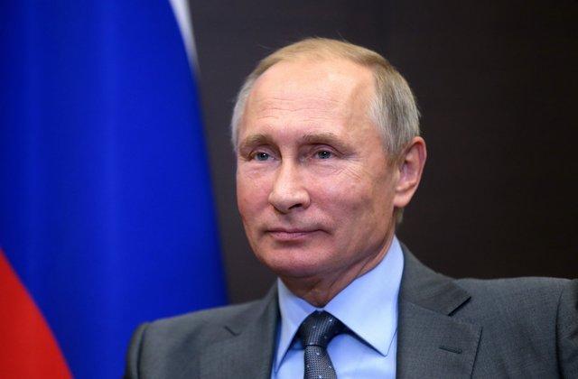"""(VIDEO) """"Spionul Putin"""" și-a văzut visul din fragedă copilărie îndeplinit"""