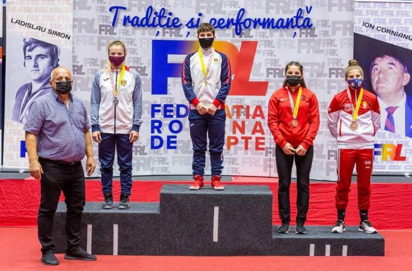 "Moldovenii au cucerit 15 medalii la turneul internațional ""Ion Corneanu & Ladislau Simon"""
