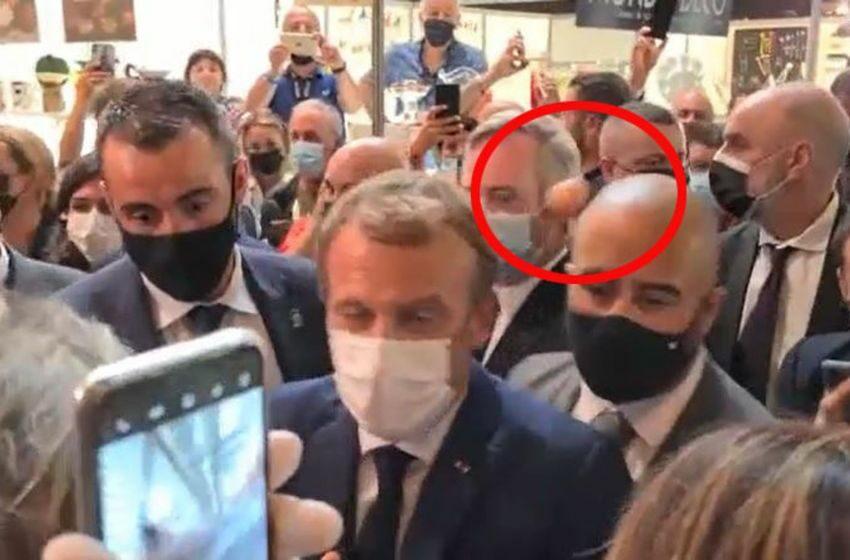 (video) Tânărul care a aruncat cu un ou în preşedintele Franţei a fost internat într-o instituţie psihiatrică