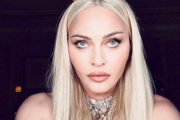 (FOTO) Madonna la 63 de ani arată excepțional, nu o oprește nimic să posteze poze nud