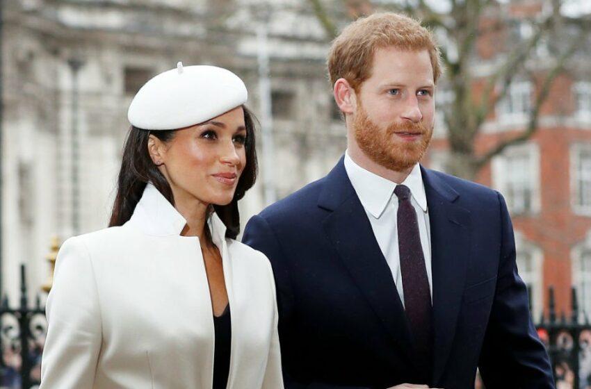Prințul Harry și Meghan Markle, printre 100 cei mai influenți oameni în 2021