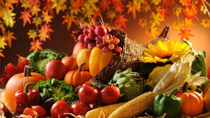 Fructe și legume de toamnă, care îți ridică dispoziția. Vezi, care sunt acestea