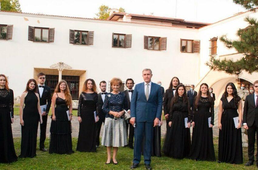 (FOTO) Principesa Margareta și Principele Radu al României au sărbătorit nunta de argint