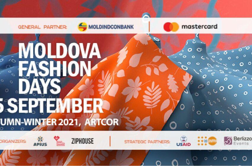 Designerii autohtoni își vor prezenta ținutele pe podiumul Moldova Fashion Days 2021