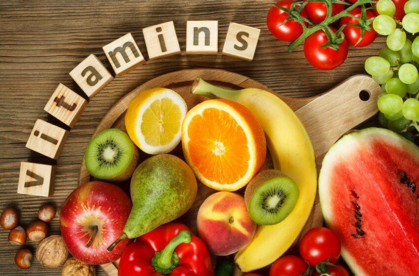 Vitamine și minerale pentru slăbit – în ce alimente le găsești