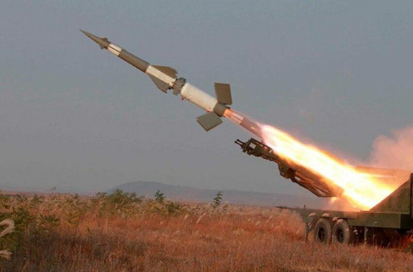 (VIDEO) Coreea de Nord a testat o nouă rachetă hipersonică