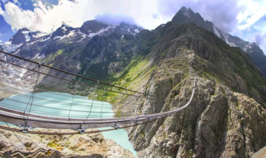 (VIDEO) Topul celor mai înfricoșătoare poduri din lume