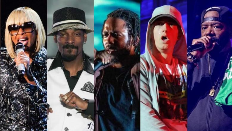 Mary J. Blige, Snoop Dogg, Kendrick Lamar, Eminem și Dr. Dre vor urca pe scena Super Bowl 2022