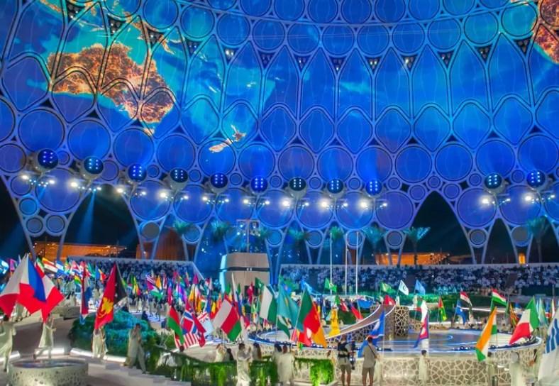(FOTO) World Expo Dubai. Cum arată expoziția gigantică de 7 miliarde de dolari