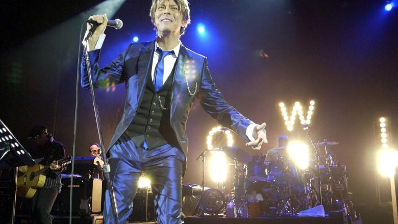 Un nou album al lui David Bowie, nelansat oficial în timpul vieții sale, va fi scos pe piață în ianuarie
