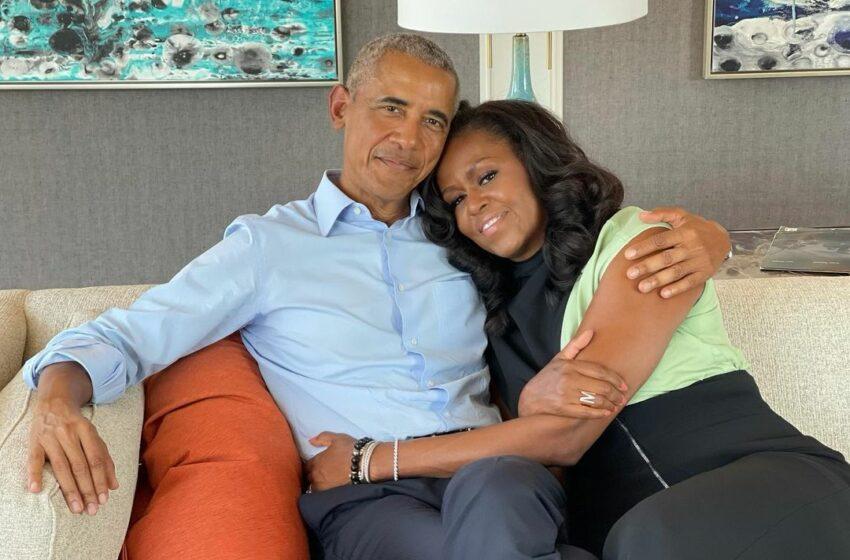 """(FOTO) Soții Obama aniversează 29 ani de căsnicie: """"Nu-mi imaginez viața fără tine"""""""