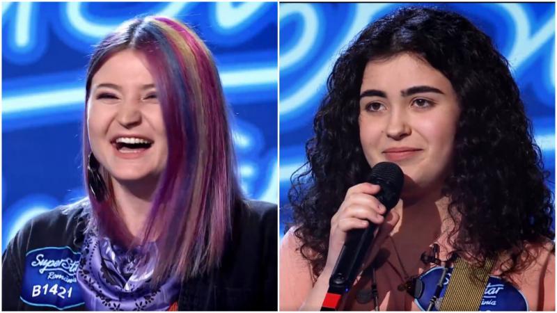 """(VIDEO) """"Standard de la Bălți"""" pe scena Super Star: Două tinere din Moldova au cucerit jurații de la primele note cântate: """"Ai un da, puternic chișinăuian"""""""
